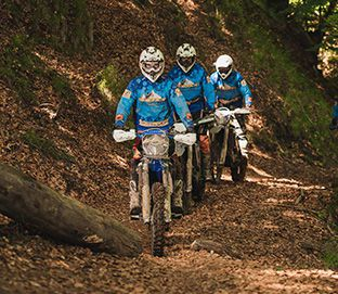 nlight media portfolio sherco enduro tours